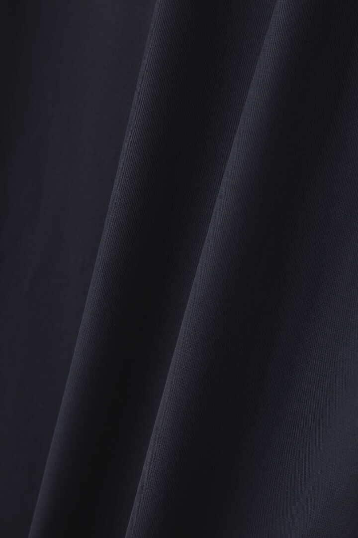 STUDIO NICHOLSON / DRY DRAPE TWILL SHIRT DRESS12