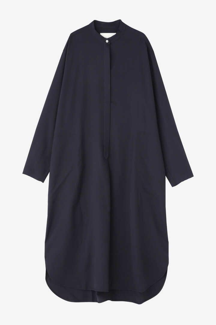 STUDIO NICHOLSON / DRY DRAPE TWILL SHIRT DRESS1