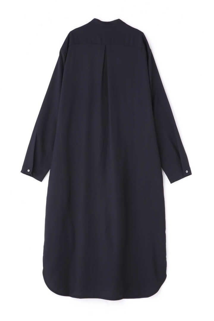 STUDIO NICHOLSON / DRY DRAPE TWILL SHIRT DRESS2