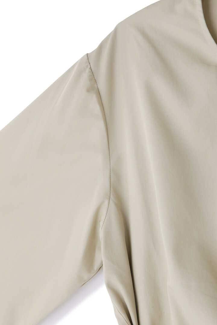 STUDIO NICHOLSON / LIGHTWEIGHT COTTON WRAP DRESS4