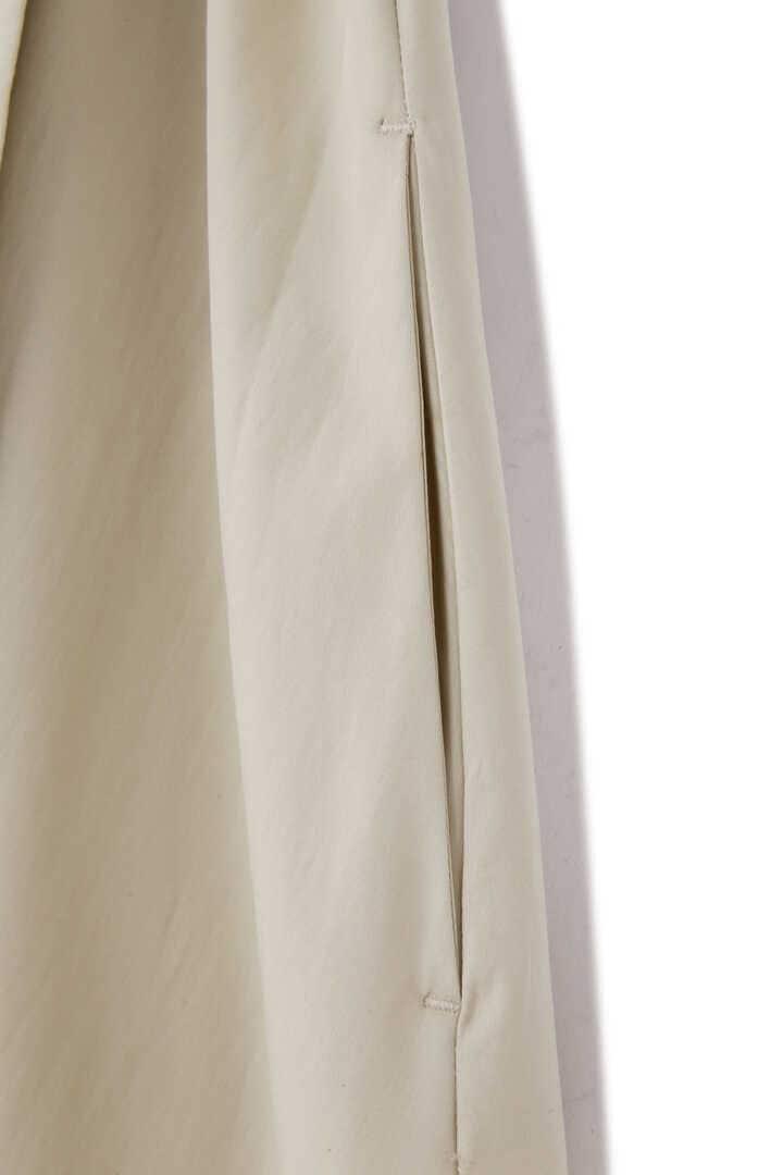 STUDIO NICHOLSON / LIGHTWEIGHT COTTON WRAP DRESS8