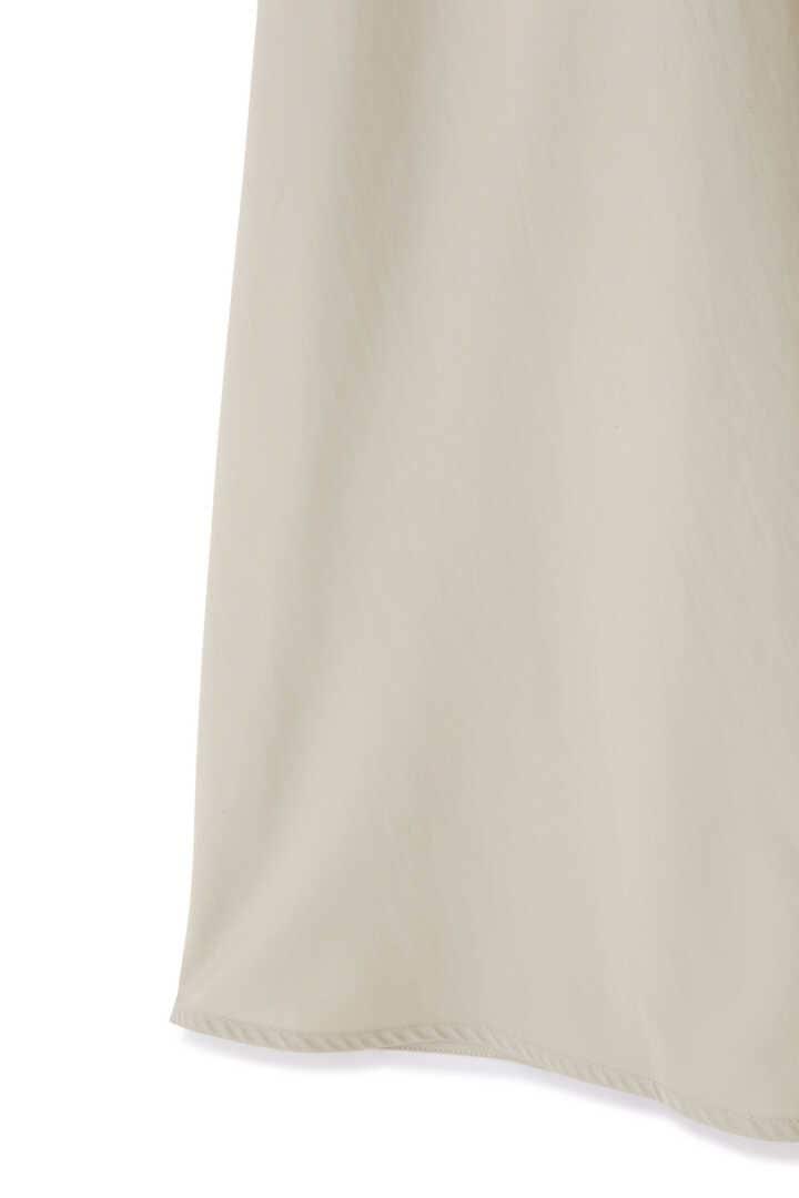 STUDIO NICHOLSON / LIGHTWEIGHT COTTON WRAP DRESS9
