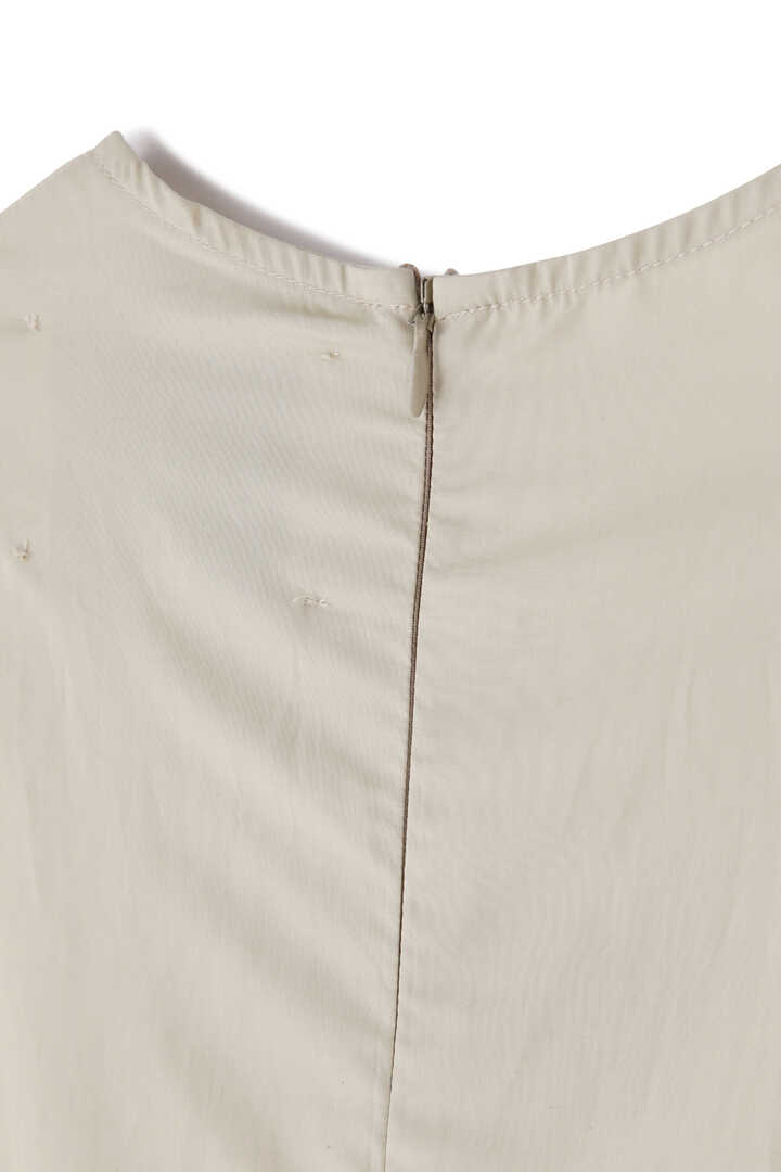 STUDIO NICHOLSON / LIGHTWEIGHT COTTON WRAP DRESS11