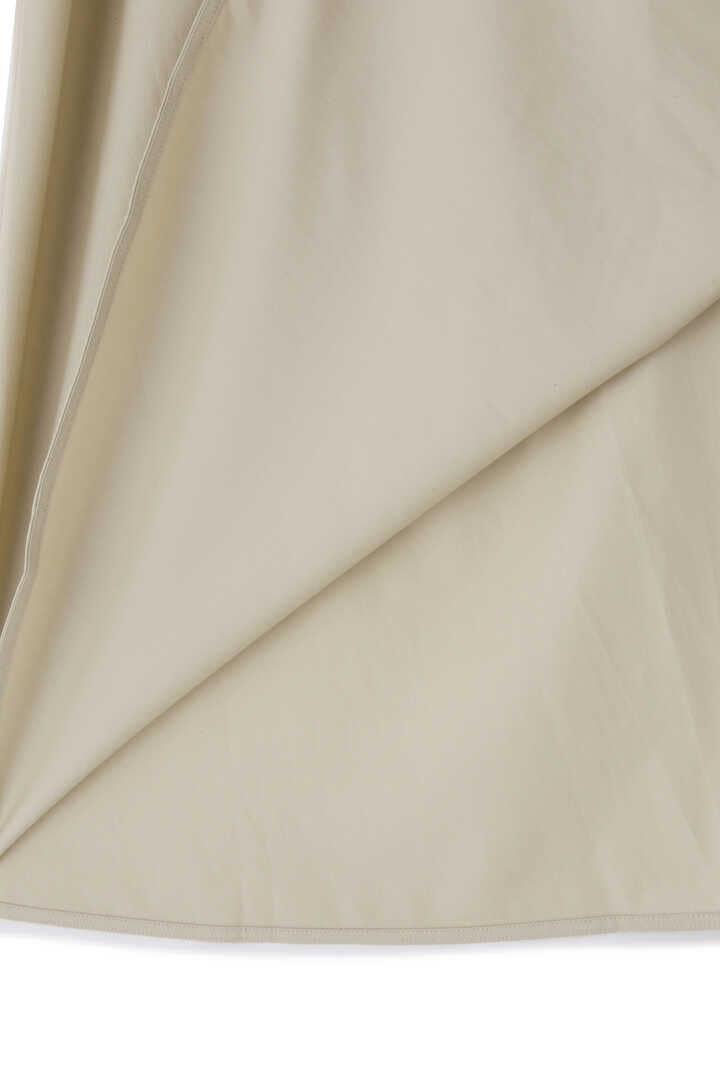 STUDIO NICHOLSON / LIGHTWEIGHT COTTON WRAP DRESS12