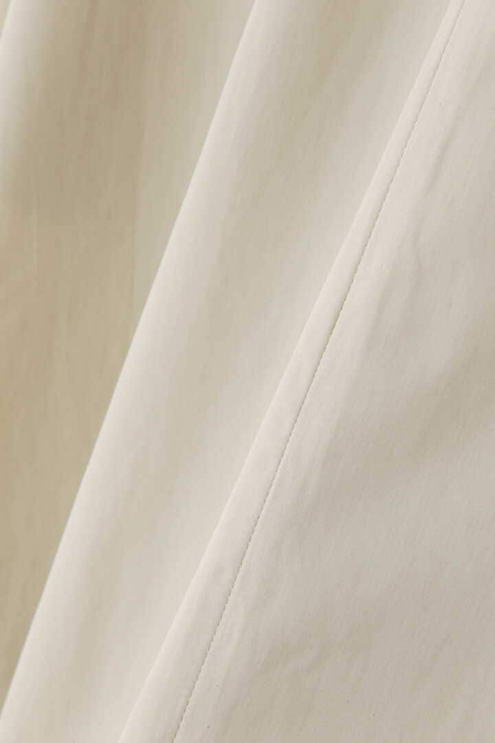 STUDIO NICHOLSON / LIGHTWEIGHT COTTON WRAP DRESS13