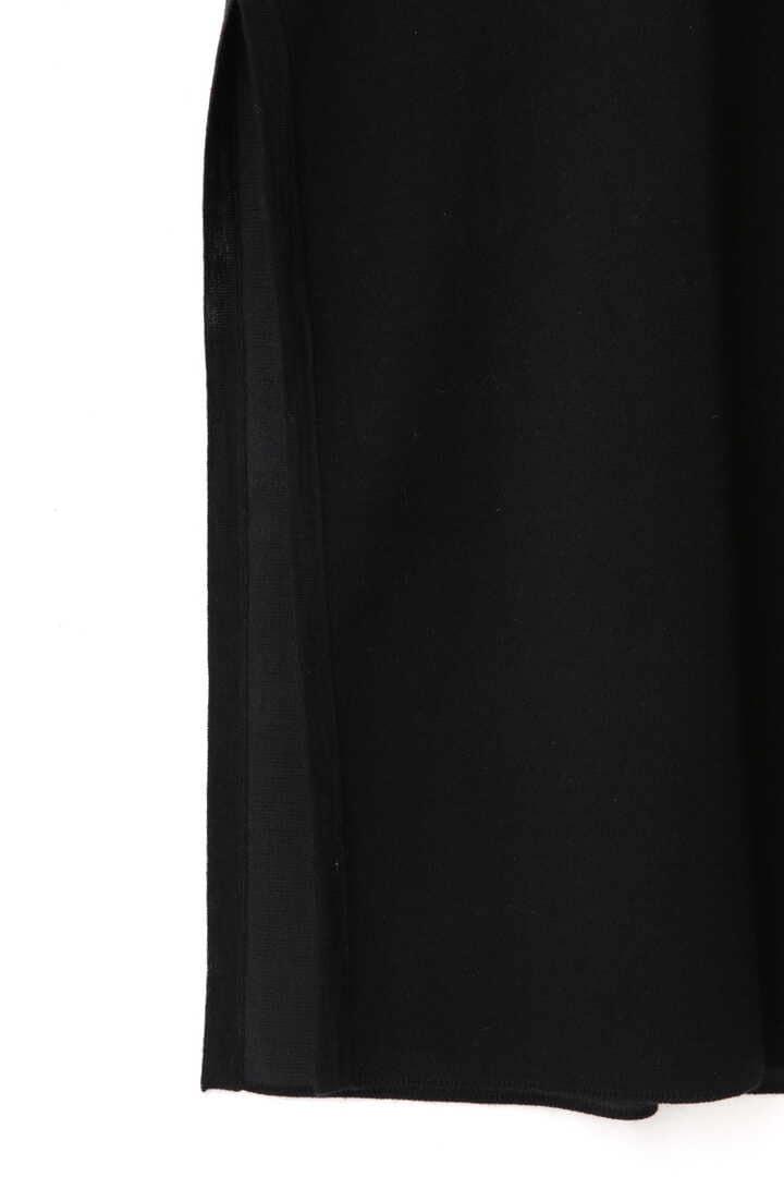 STUDIO NICHOLSON / DF MERINO CASH 16GG ELEVATED SLEEVE KNIT DRESS6