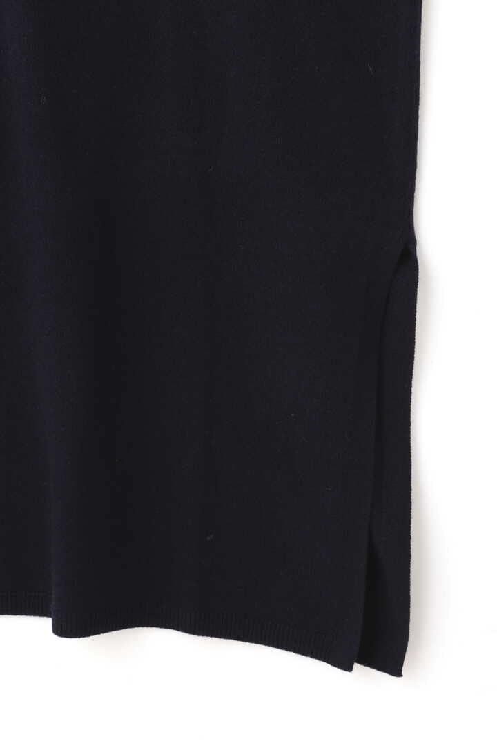 STUDIO NICHOLSON / WOOL CASHMERE SPLIT COLLAR DRESS8