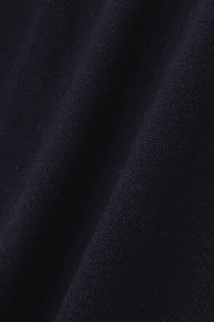 STUDIO NICHOLSON / WOOL CASHMERE SPLIT COLLAR DRESS10