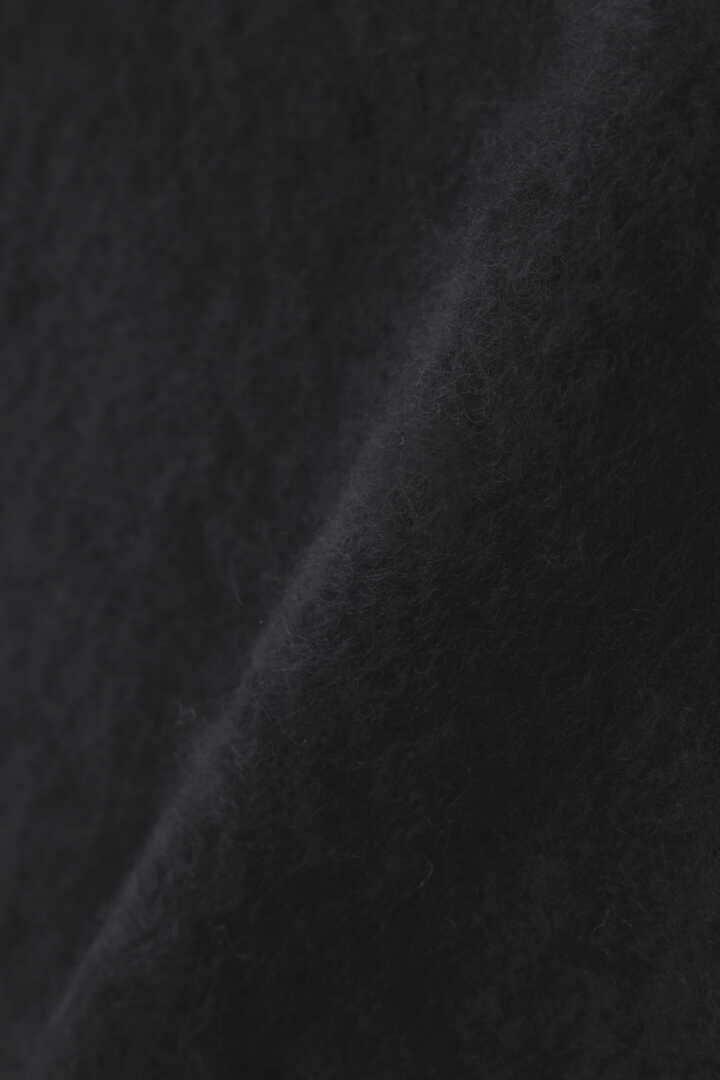ATON / FUR CASHMERE CREWNECK SWEATER8