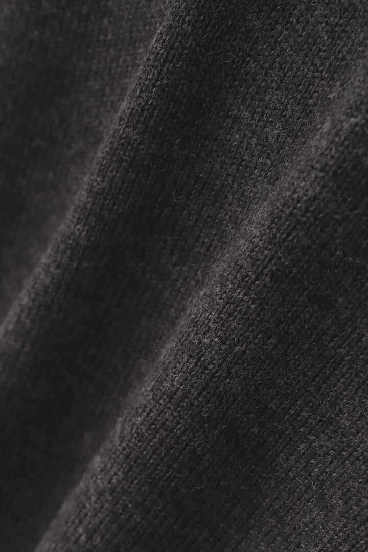 BLURHMS / MERINO WOOL KNIT TURRLE-NECK P/O6