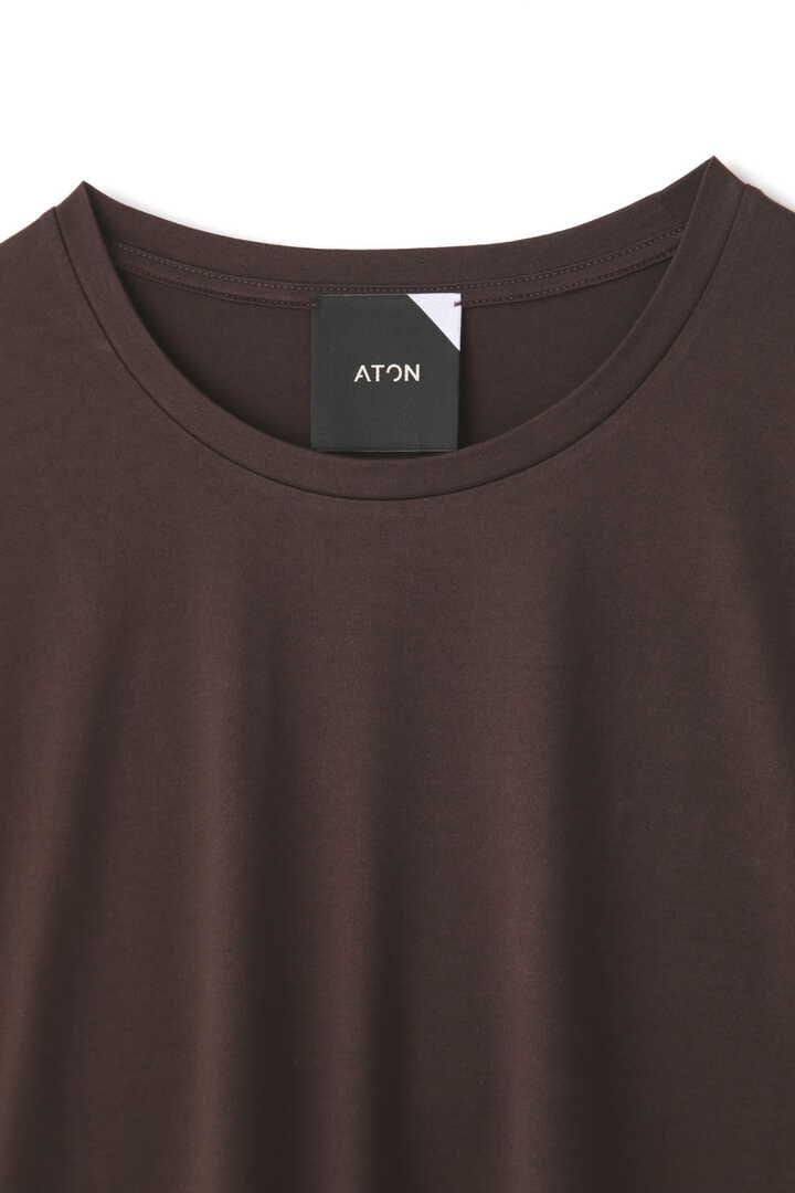 ATON / SUVIN 60/2 LONGSLEEVE ROUNDED HEM3