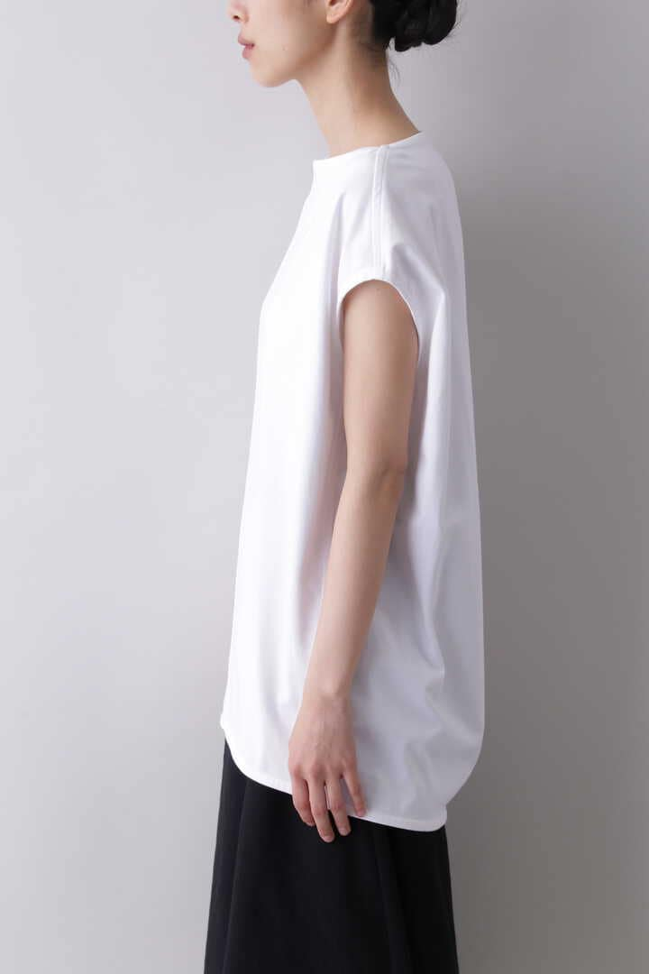 YLÈVE / ORGANIC COTTON HIGH COUNT JERSEY N/S P/O5
