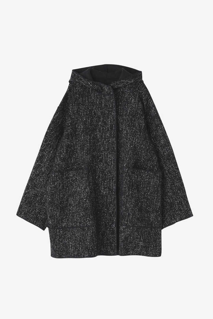 YLÈVE / TWEED×WOOL DOUBLE CLOTH REVERSIBLE CO1