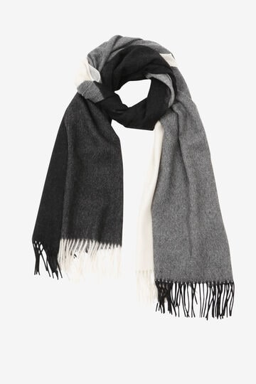 YLÈVE / THE INOUE BROTHERS DOUBLE FACE BRUSHED STOLE_010