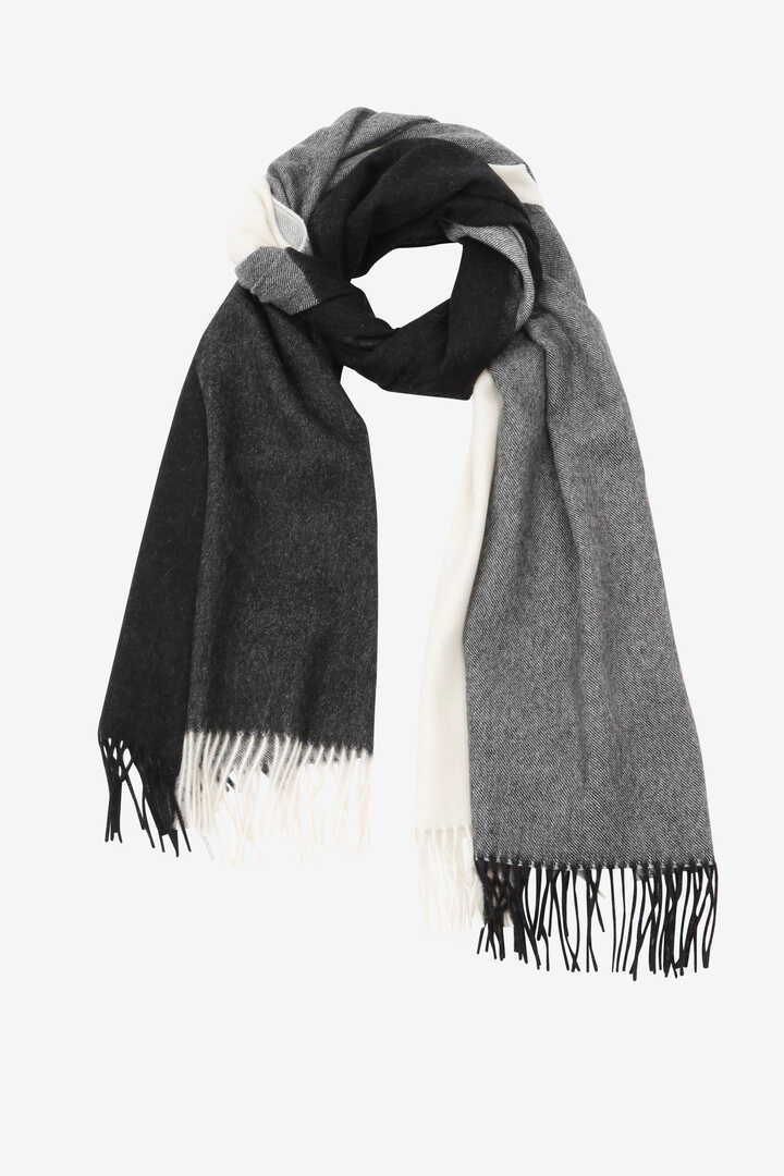 YLÈVE / THE INOUE BROTHERS DOUBLE FACE BRUSHED STOLE6