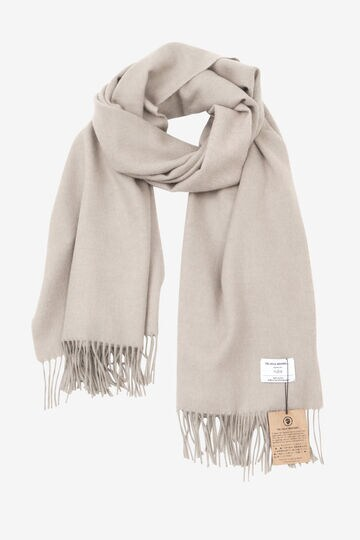 YLÈVE / THE INOUE BROTHERS DOUBLE FACE BRUSHED STOLE_140