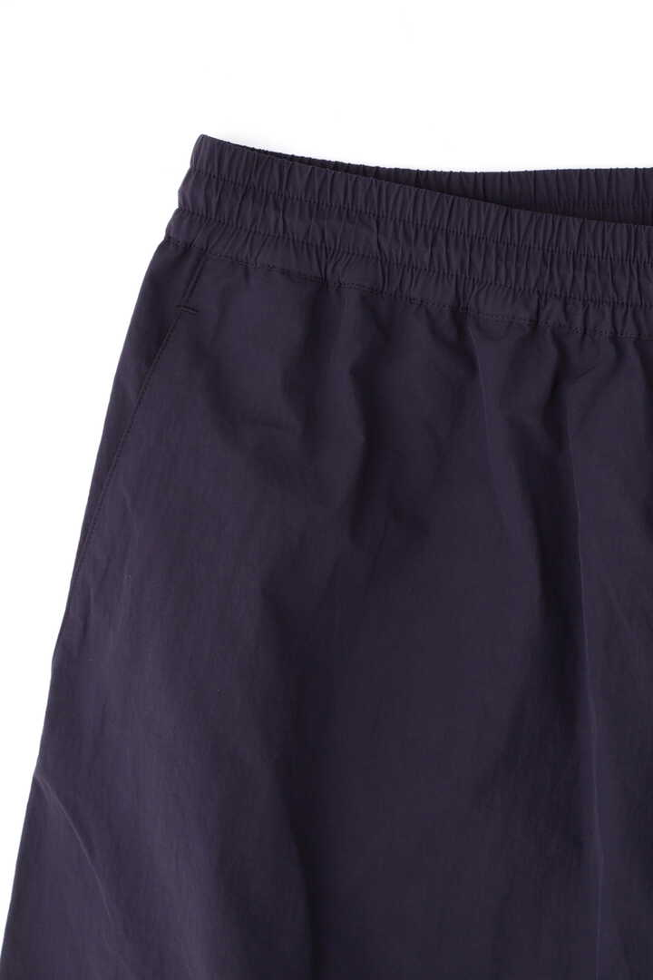 STUDIO NICHOLSON / TECHNICAL NYLON DROPPED POCKET ELASTICATED SHORT4