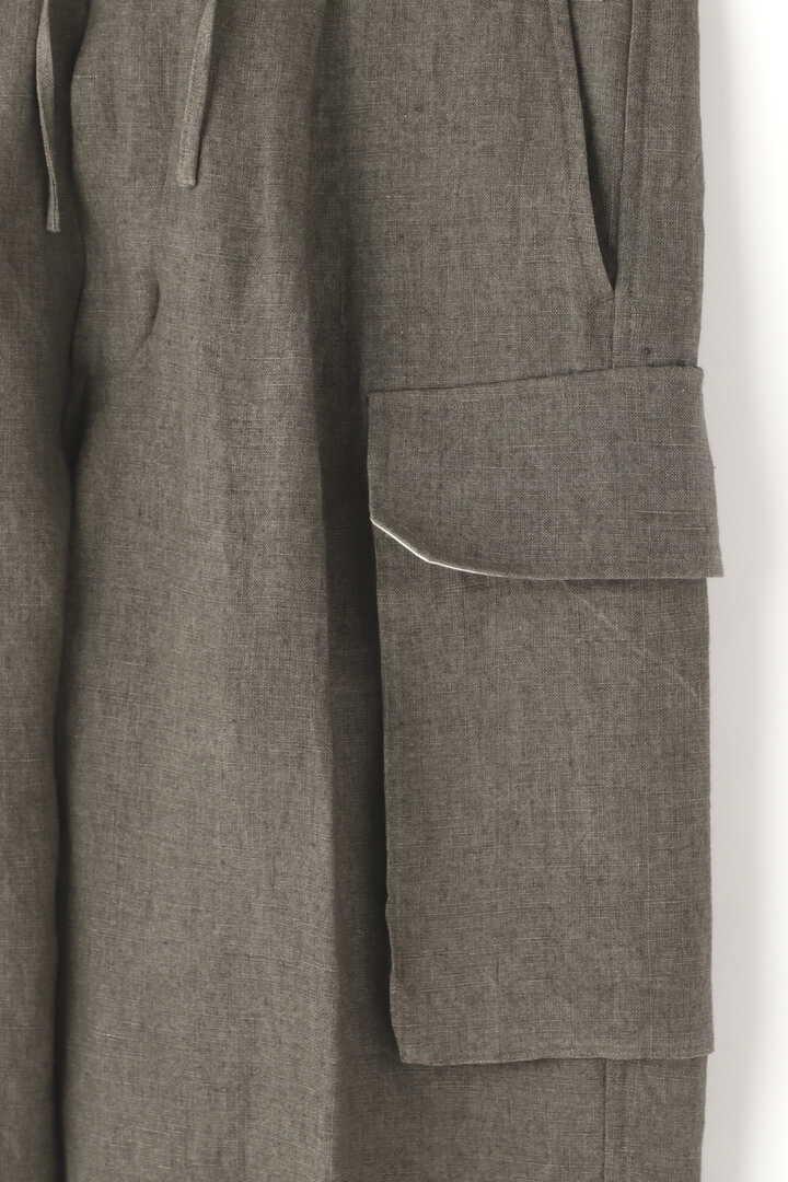 BLURHMS / WASH LINEN 5P EASY PANTS5