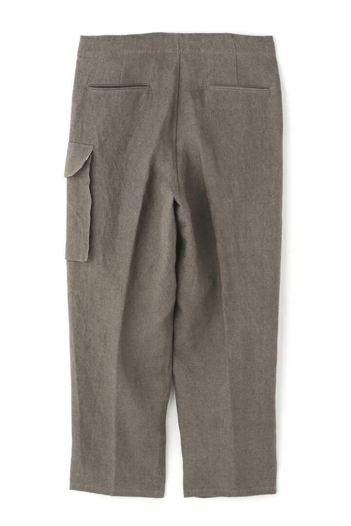 BLURHMS / WASH LINEN 5P EASY PANTS2