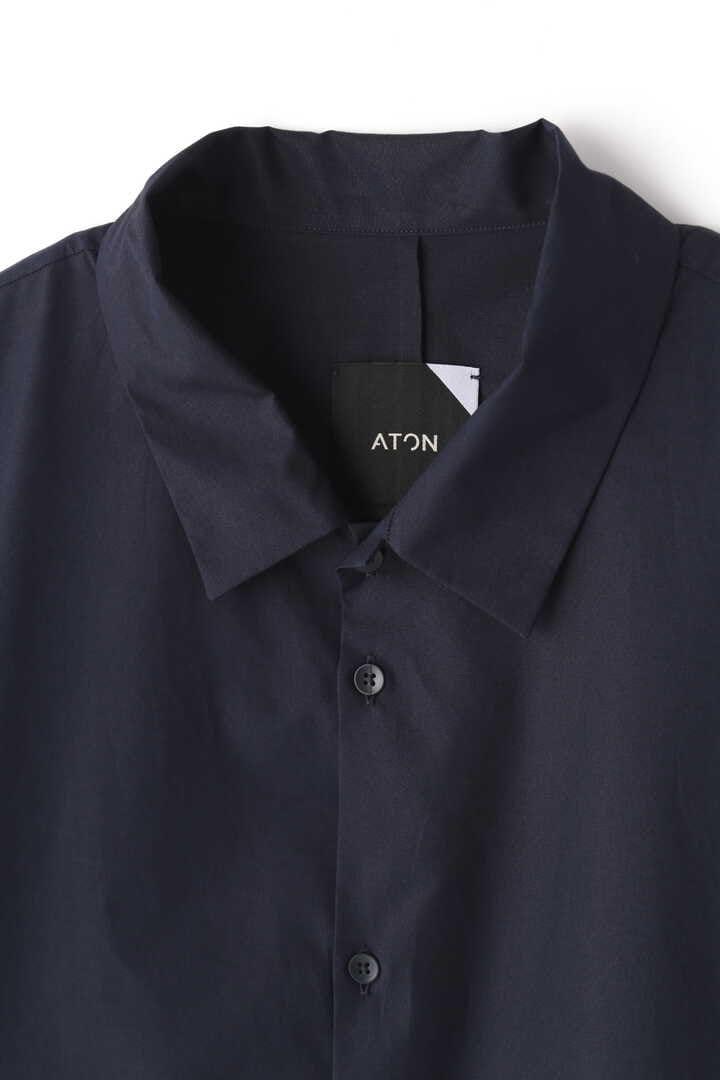 ATON / SUVIN BROAD OVERSIZED SHIRT3