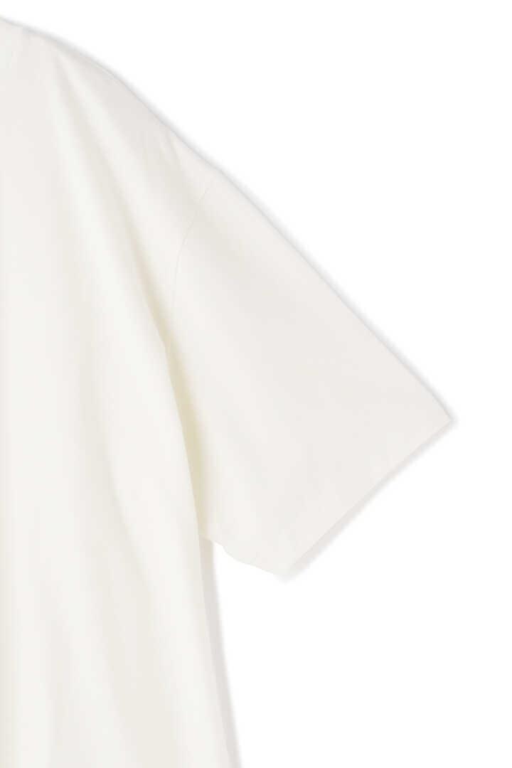 BLURHMS / SILK COTTON 20/80 CREW NECK BIG S/S4