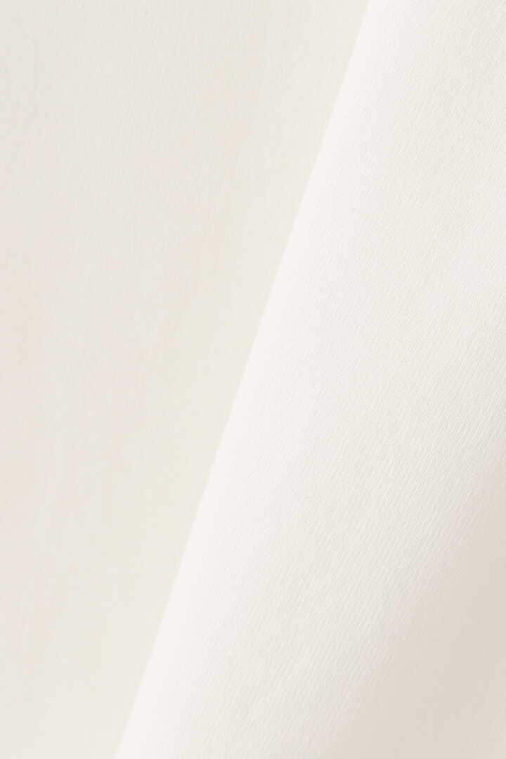 BLURHMS / SILK COTTON 20/80 CREW NECK BIG S/S6