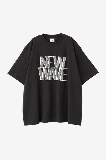 BLURHMS / NEW WAVE TEE BIG_010