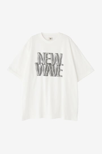 BLURHMS / NEW WAVE TEE BIG_030