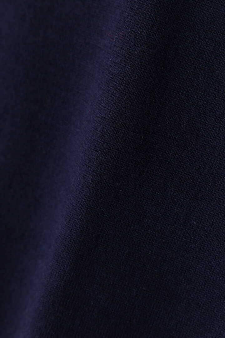 STUDIO NICHOLSON / DF MERINO 16GG DOUBLE FACED CREW NECK KNIT6
