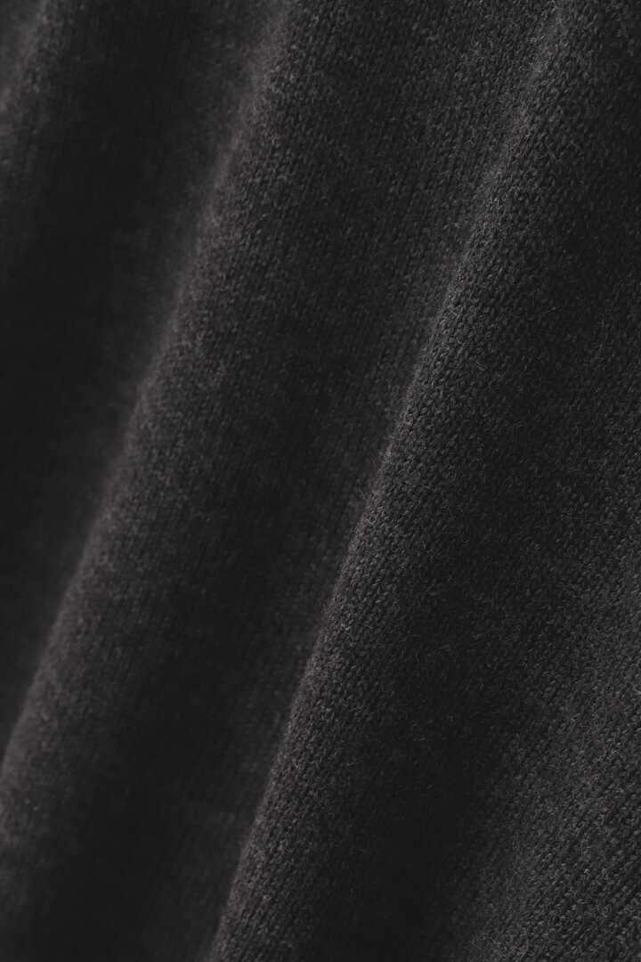 BLURHMS / MERINO WOOL KNIT TURTLE-NECK P/O8