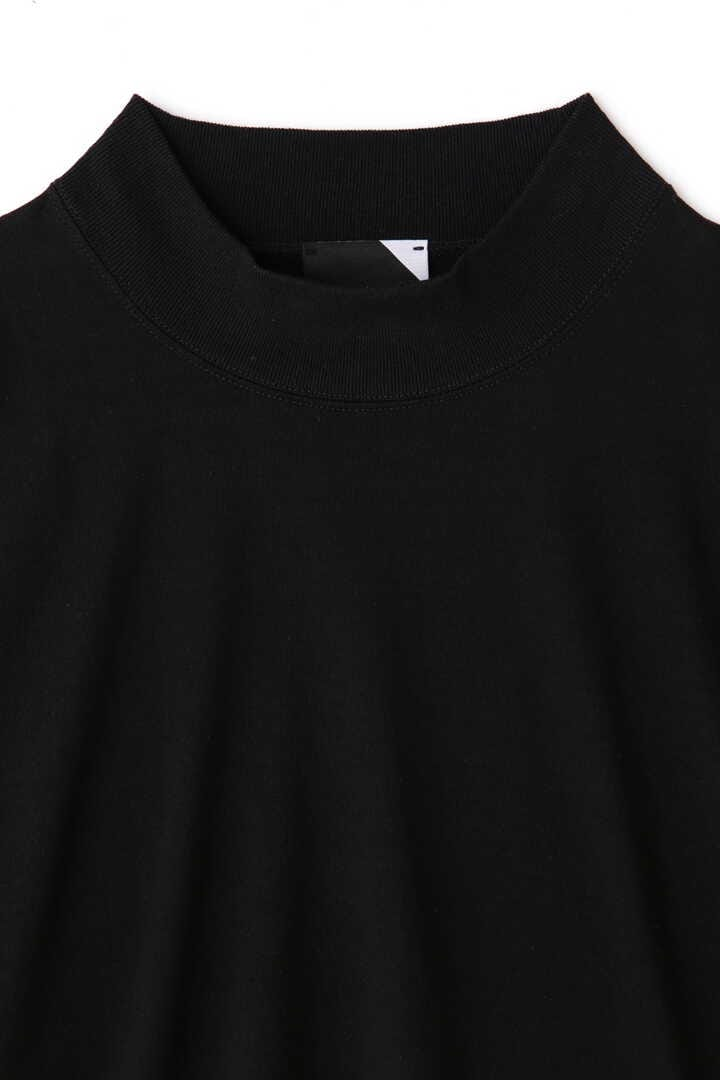 ATON / SUVIN AIR SPINNING MOCK-NECK PULLOVER3