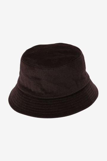 KIJIMA TAKAYUKI / ANGOLA WOOL BEAVER BUCKET HAT_050