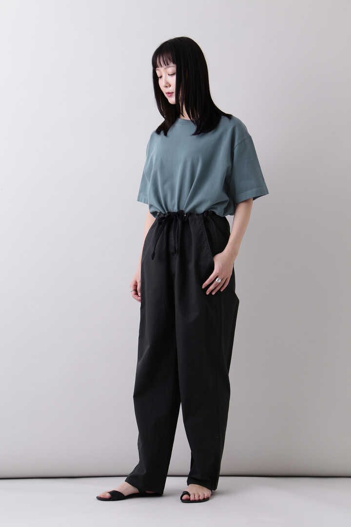 THE LIBRARY / [UNISEX] ORGANIC CTN TWILL TAPERED TR3