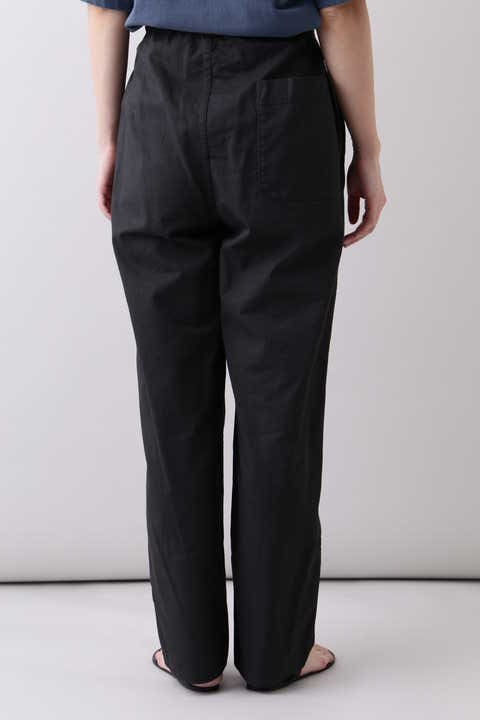 THE LIBRARY / [UNISEX] ORGANIC CTN TWILL TAPERED TR5