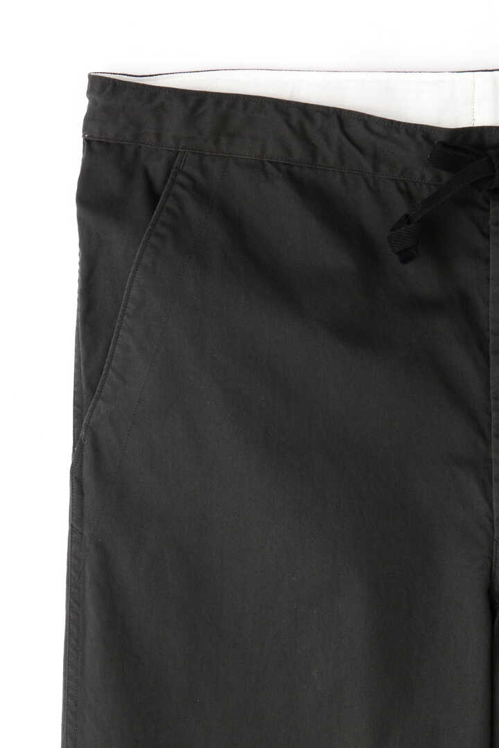 THE LIBRARY / [UNISEX] ORGANIC CTN TWILL TAPERED TR11
