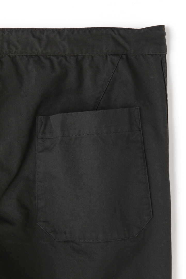 THE LIBRARY / [UNISEX] ORGANIC CTN TWILL TAPERED TR13