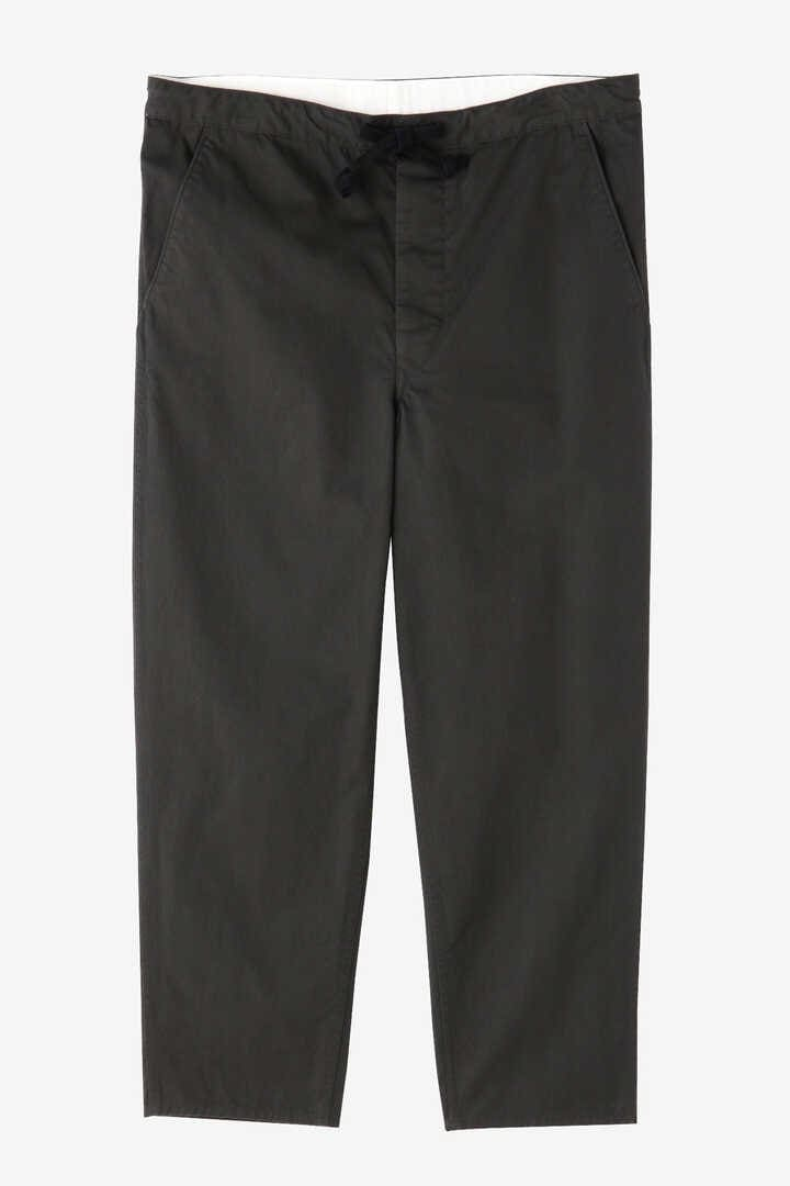 THE LIBRARY / [UNISEX] ORGANIC CTN TWILL TAPERED TR1