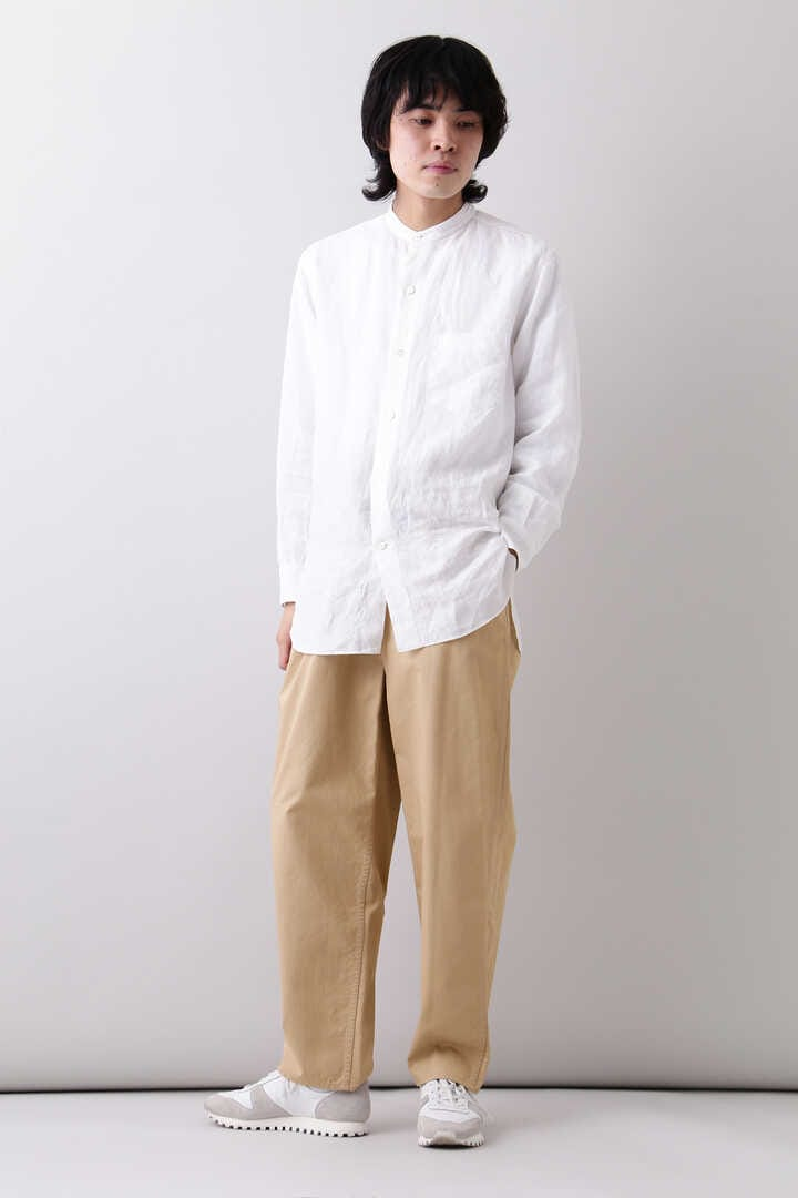 THE LIBRARY / [UNISEX] ORGANIC CTN TWILL TAPERED TR19