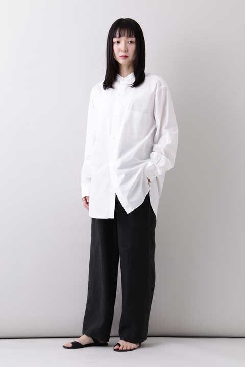 THE LIBRARY / [UNISEX] LINEN WEATHER TR3
