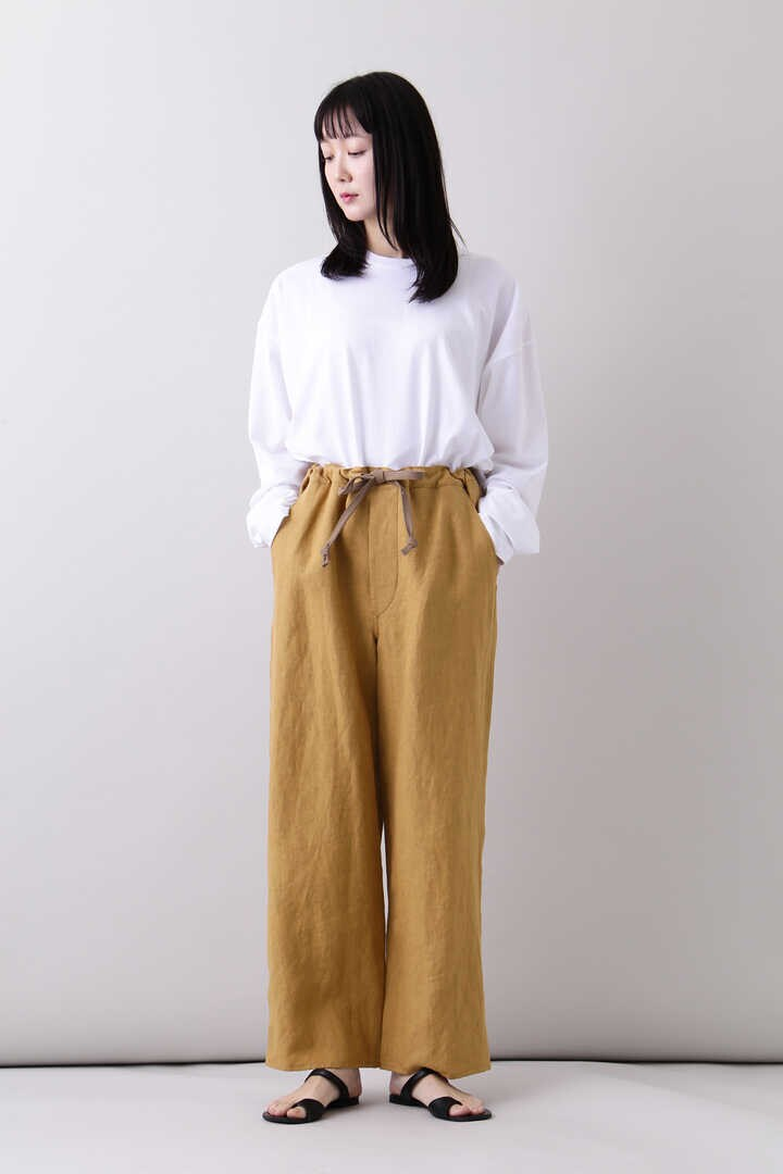 THE LIBRARY / [UNISEX] LINEN WEATHER TR14