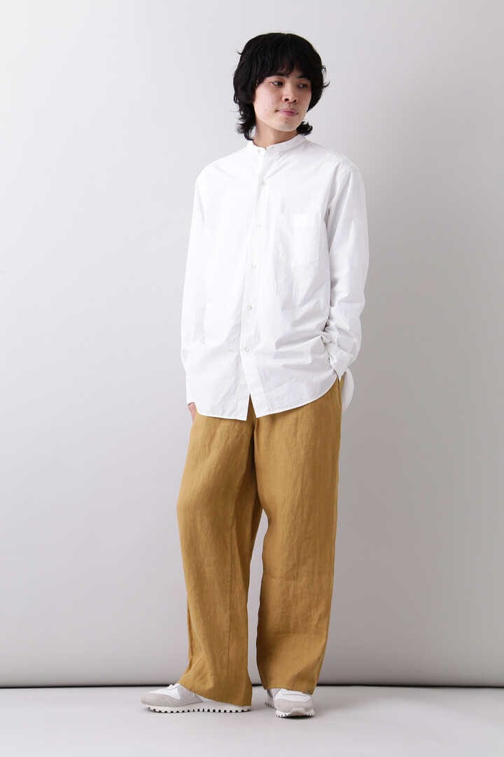 THE LIBRARY / [UNISEX] LINEN WEATHER TR19
