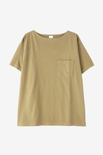 THE LIBRARY / [UNISEX] ORGANIC CTN WIDE T_040