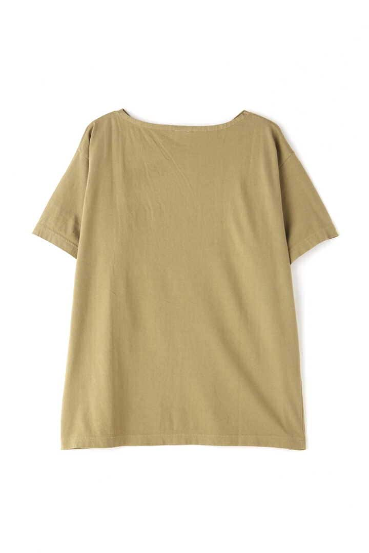 THE LIBRARY / [UNISEX] ORGANIC CTN WIDE T2