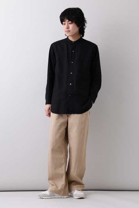 THE LIBRARY / [UNISEX] LINEN SH18