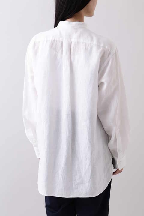 THE LIBRARY / [UNISEX] LINEN SH5