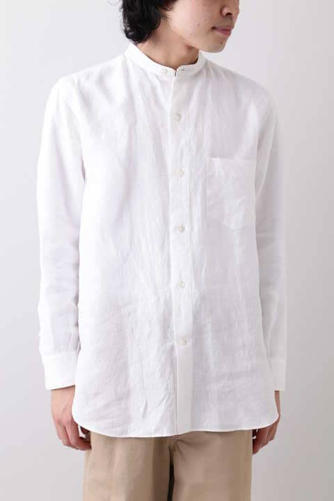 THE LIBRARY / [UNISEX] LINEN SH6