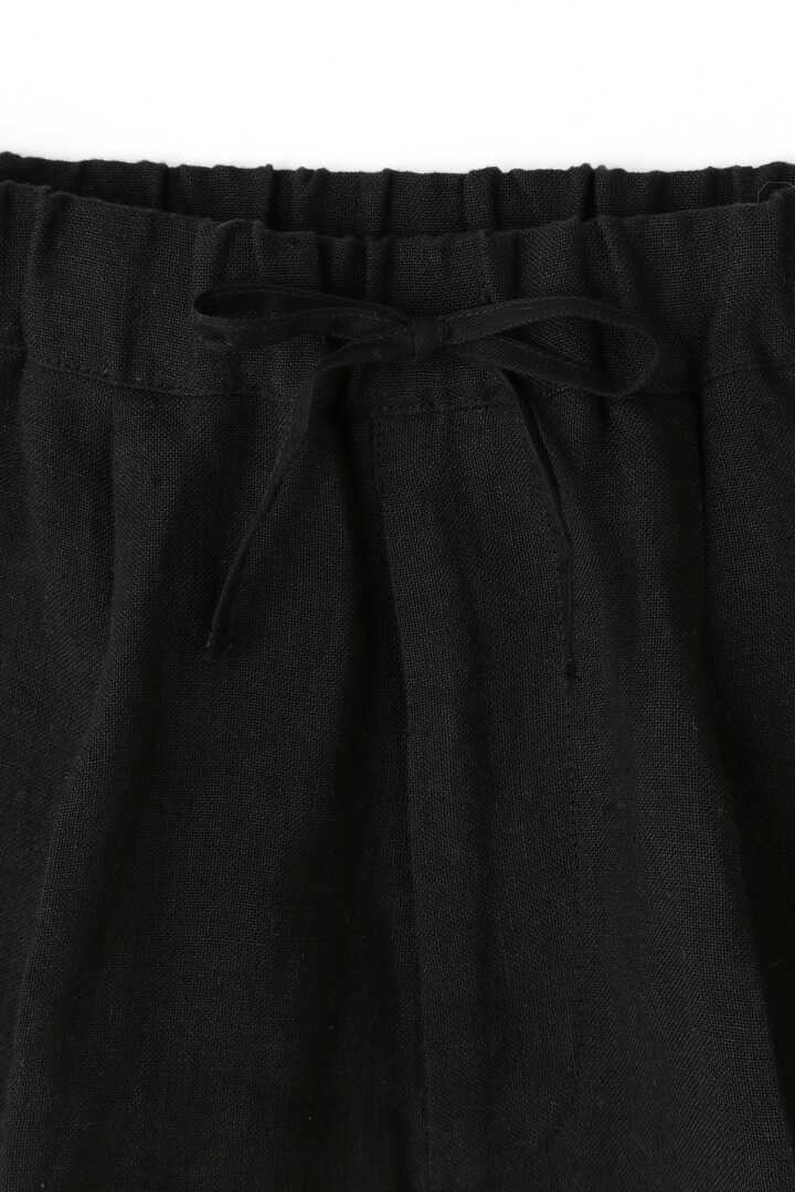 THE LIBRARY / [UNISEX] LINEN EASY SHORTS3