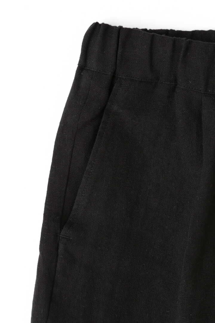 THE LIBRARY / [UNISEX] LINEN EASY SHORTS4