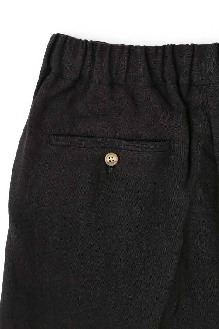 THE LIBRARY / [UNISEX] LINEN EASY SHORTS6