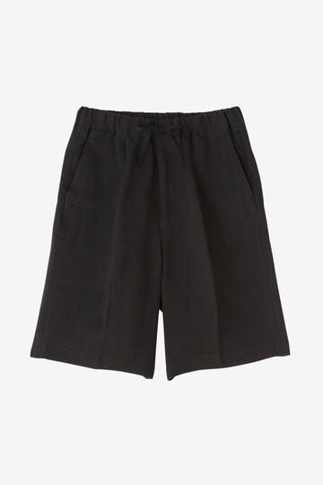 THE LIBRARY / [UNISEX] LINEN EASY SHORTS_010